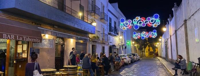 La Tabernita is one of Sud España.