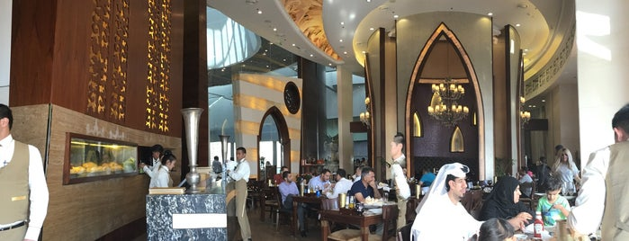 Al Hallab Restaurant is one of [todo] Dubai.