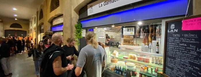 La Garnacha is one of Cadiz Tapas R.