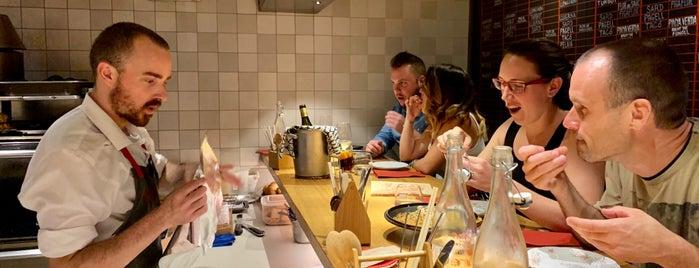 Dos Pebrots is one of restaurants bcn qualitat.