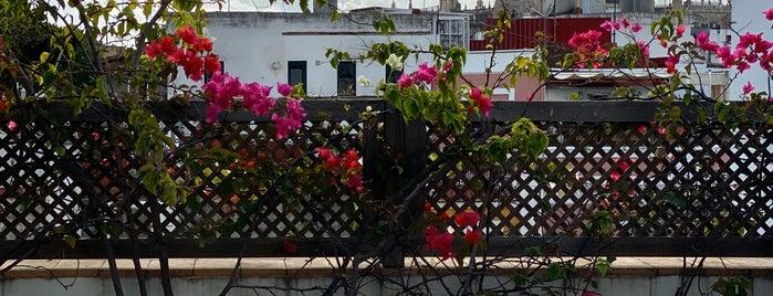 Hotel Corral del Rey is one of Espana.