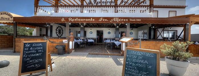 Restaurante Fco. Alferez is one of Fish🐠.