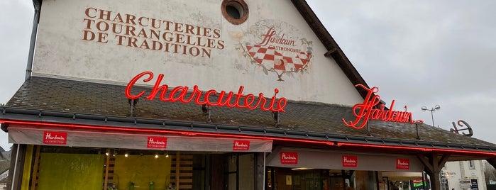 Hardouin Le Charcutier is one of Tesla France CH B.