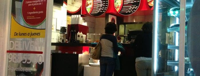 Soho Pizzas is one of Leonardo'nun Beğendiği Mekanlar.