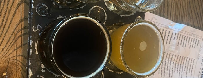 New Heights Brewing Company is one of Nashville Visit.
