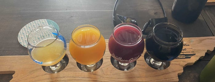 Southern Grist Brewing Company is one of Nashville Map.