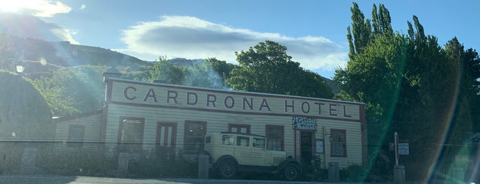 Cardrona Hotel is one of Antonellaさんのお気に入りスポット.