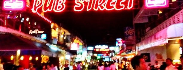 Pub Street is one of BKK - REP - HKT.