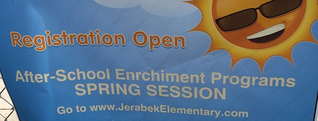 Jerabek Elementary is one of Joeyさんのお気に入りスポット.