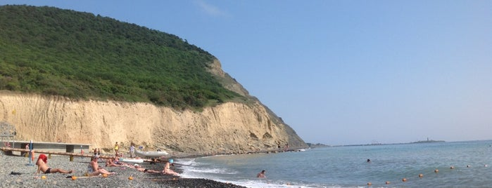 Пляж Сукко is one of Анапа-Геленджик.