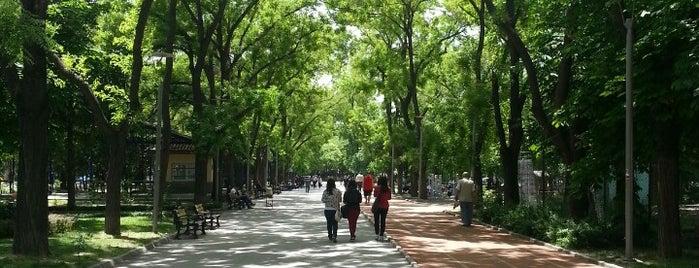 Kurtuluş Parkı is one of görmek gerek.