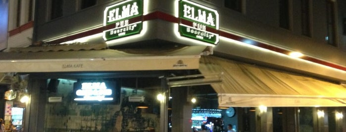 Elma Pub & Beercity is one of Lugares favoritos de Ünsal.