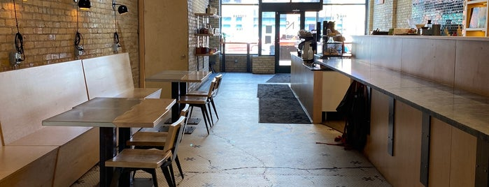 Northern Coffeeworks is one of Minneapolis.