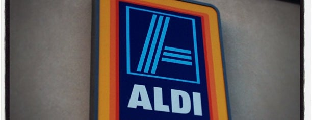 ALDI is one of All The Places I Can Think of That I've been.