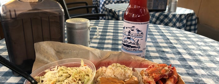 Luke's Lobster is one of Lieux sauvegardés par Lizzie.