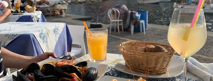 Porta Marina Seafood is one of Sorrento-Capri.