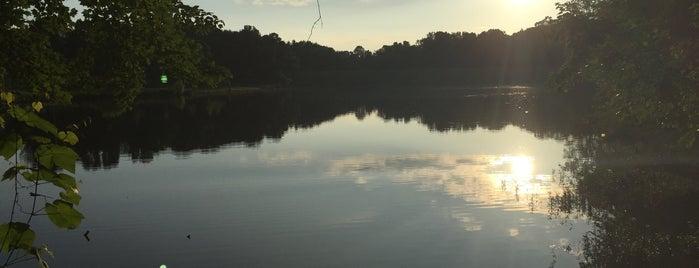 Lake Barton is one of Lianne'nin Beğendiği Mekanlar.