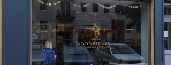 Dompierre Boulangerie is one of Ivanさんの保存済みスポット.