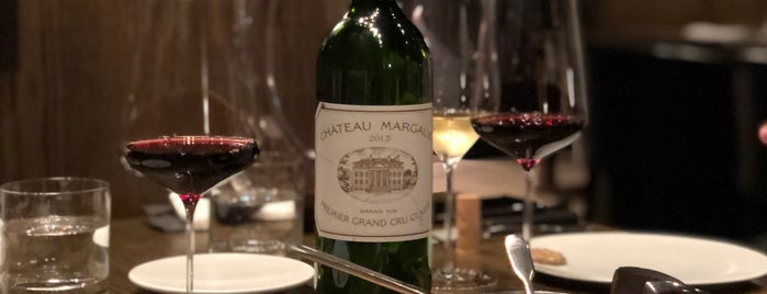 The Margaux Grill is one of Lugares favoritos de Yvette.