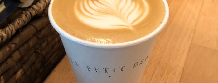 Le Petit Dep - Café et épicerie fine is one of Montreal.