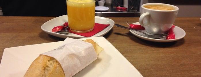 Pà i Café is one of Cri 님이 좋아한 장소.
