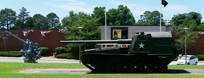 Virginia War Museum is one of Virginia.
