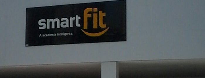 Smart Fit is one of Posti che sono piaciuti a Mariana.