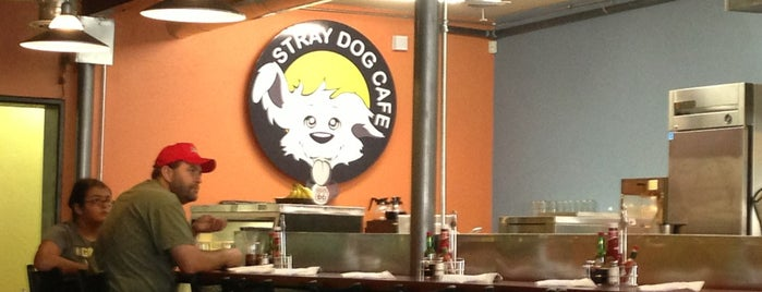 Stray Dog Cafe is one of Bistros in the City.