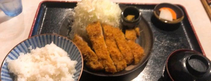こぶたや is one of Tempat yang Disimpan Hideki.