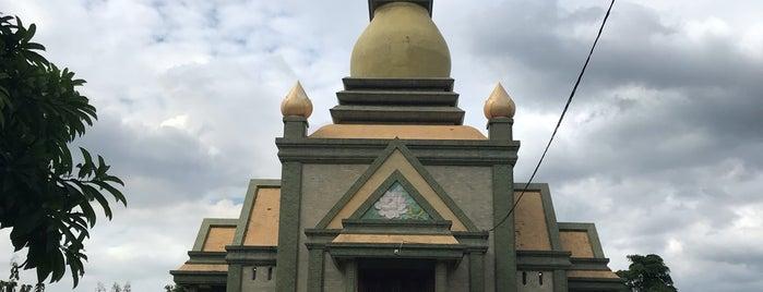 วัดป่าสัมมานุสรณ์ is one of เลย, หนองบัวลำภู, อุดร, หนองคาย.
