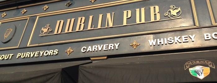 The Dublin Pub is one of USA Cincinnati.
