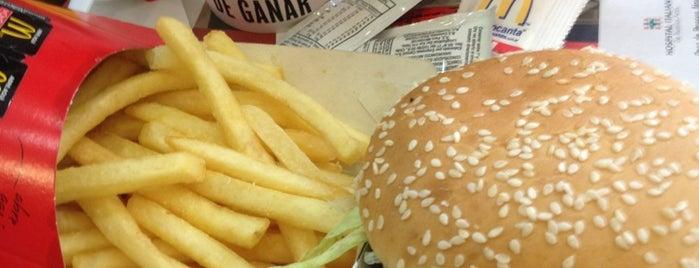 McDonald's is one of Gaston 님이 좋아한 장소.