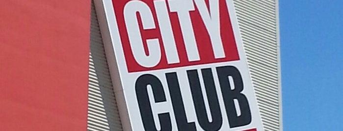 City Club is one of Gaby : понравившиеся места.