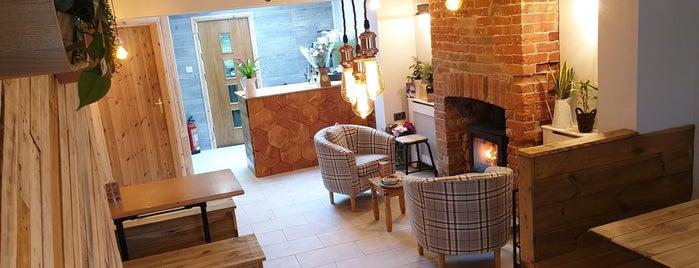 The Secret Garden Café is one of UK 🇬🇧.