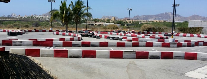 Cabo Karting Center (Go Karts) is one of México Hot Spots.