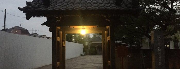 了善寺 is one of Find My Tokyo.
