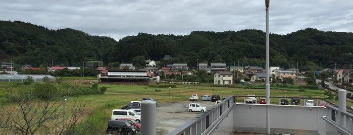 西松井田駅 is one of JR 키타칸토지방역 (JR 北関東地方の駅).