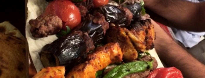 Hacı Saad Meat&Grill is one of Antalya.