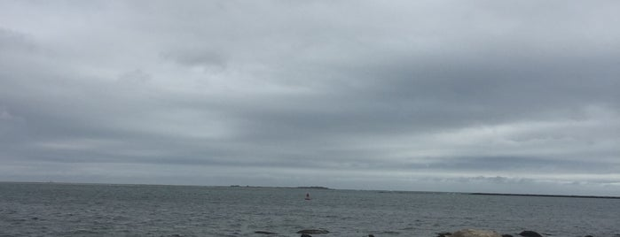 Stonington Point is one of Mystic.