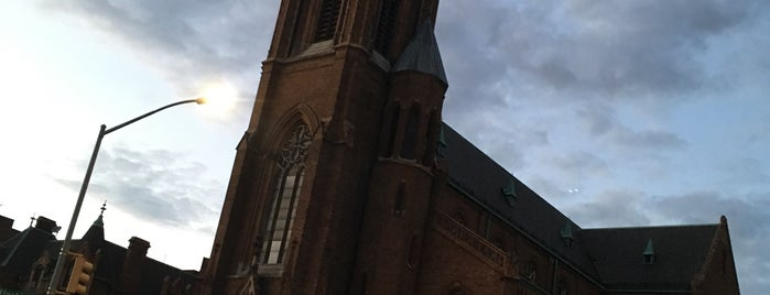 All Saints Roman Catholic Church is one of NYC.