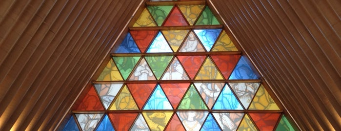 Christchurch Transitional Cathedral is one of Around The World: SW Pacific.