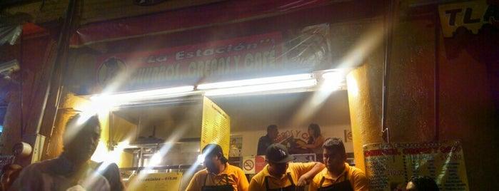 Churros La Estación is one of México.