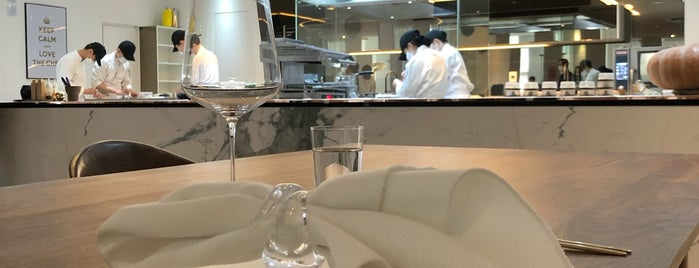 OLHEUM DINING is one of Seoul 2020.