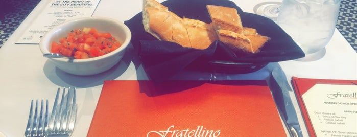 Fratellino is one of Outdoor Seating.