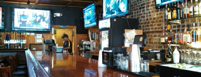 Charleston Beer Works is one of Jessicaさんのお気に入りスポット.