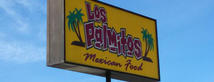 Palmitos Mexican Eatery is one of san diego.