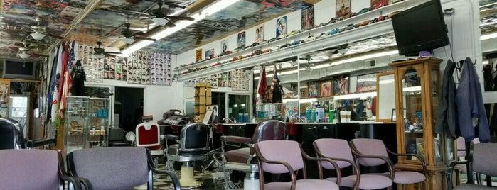 Serra Mesa Barber Shop is one of San Diego.