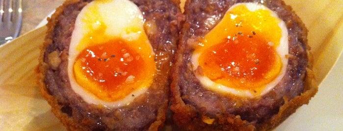 Tanner & Co is one of Breakfast/Brunch in London.