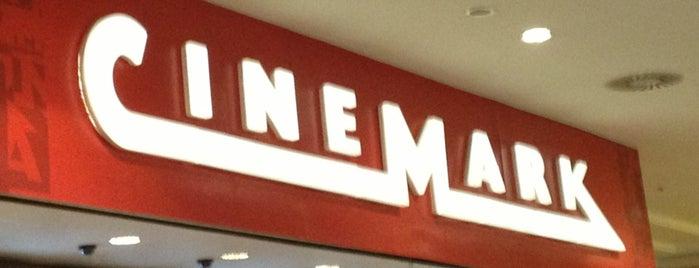 Cinemark is one of Aqui tem CineMaterna.