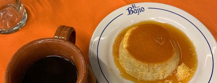 El Bajío is one of Mexico City Mexican Restaurants.